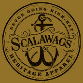 Scalawags Heritage Apparel...(Never Going High-Hat)