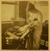 Dentist history.