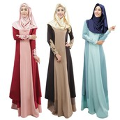 Traditional Islamic Women's Clothing