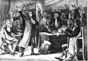 Stamp Act Congress by anonymous