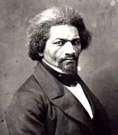 Frederick Douglass Portrait.