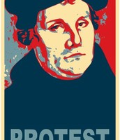 Martin Luther - Protest
