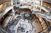 Toronto Eaton Centre (commercial Land)