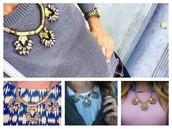Helena Necklace retail $128, FLASH SALE $64