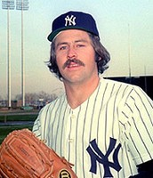 Catfish Hunter (famous baseball player)