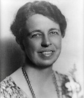 Eleanor Roosevelt as an adult