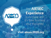 AIESEC 2020 approaches
