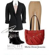 Jessenia for Demi