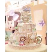 Malinki Wonderland Cake
