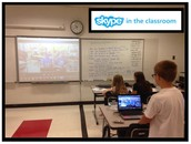 Social Media Spotlight: #MysterySkype