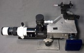 How is a spectroscope used in astronomy?