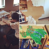 2nd Grade Making + Geography