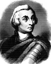 Who founded Georgia?