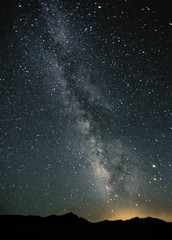 About The Milky Way