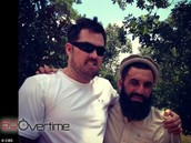 Muhammad Gulab and Marcus Luttrell