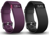 Fitbit Charge HR- Activity Tracker