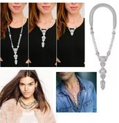 Casablanca Necklace Reg $98 -50% sale $49