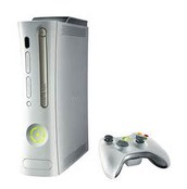 xbox with controller