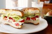 Delicious sandwhich