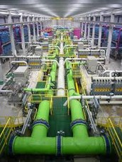 What is desalination? What are the long term effects of this procedure?
