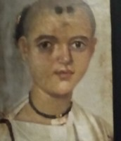 Portrait of a Mummy Boy