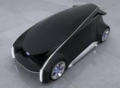 Touch screen car