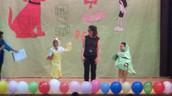 Kiest Elementary Kicked off Summer Reading Program