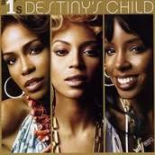 One of Destiny's Child's Album Covers...