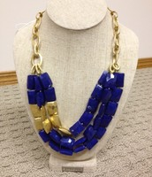 BAHARI STATEMENT NECKLACE $40