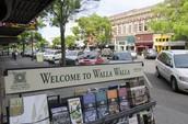 Downtown Walla Walla