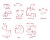Types of baby clothing