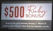 $500.00 Bonus!