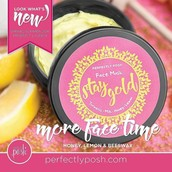 STAY GOLD HYDRATING FACE MASK