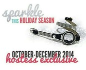 New Oct-Dec Hostess Exclusive starts today!