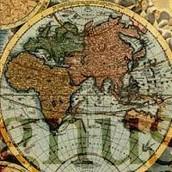 El mundo antiguo antes del descubrimiento de América.