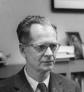 "Burrhus Frederic ""B. F."" Skinner"