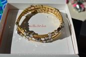 Isabelle Wrap Bracelet - SOLD