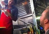 The Fat Falafel Food Truck