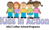 Kids in Action - AELC's After-school programs