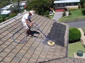 Advantages Of Roof Cleaning To Users