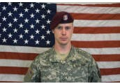 US Army Specialist Bowe Robert Bergdahl from Sun Valley, Idaho