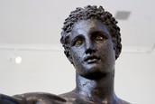 Goddess Apollo