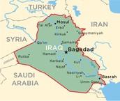 Iraq's Geography