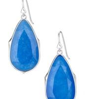 Blue Sentiment Earrings