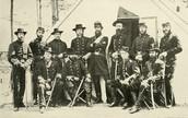 Generals in the Civil War