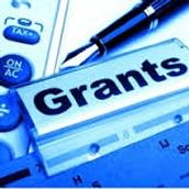 Contratulations to Grant Recipients
