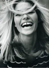 Space between front teeth
