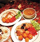 Denmark Dinner