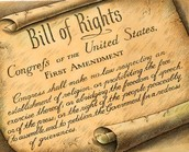 The First Amendment of the US Constitution