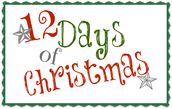 The Twelve Days of Technology